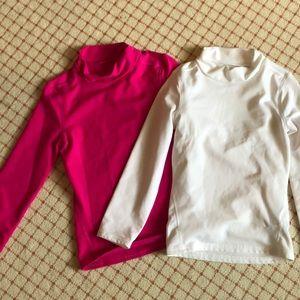 Champion Long Underwear Tops (2)